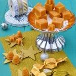 Vynikajúce domáce slané karamelky