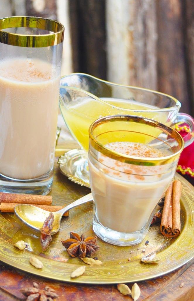 Zdravé vianočné ingreiencie: škorica je ukryzý v yogi čaji.