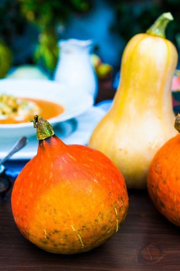 Muškátova a maslová tekvica sú prírodná lekárnička.