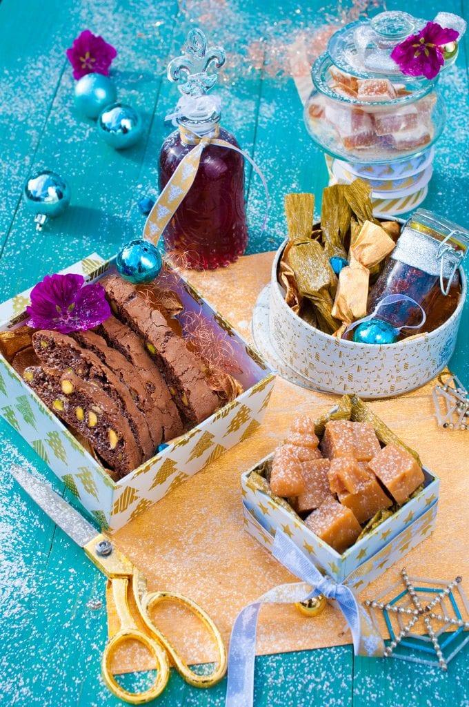 Recepty na darčeky na zjedenie, ktoré potešia každého maškrtníka