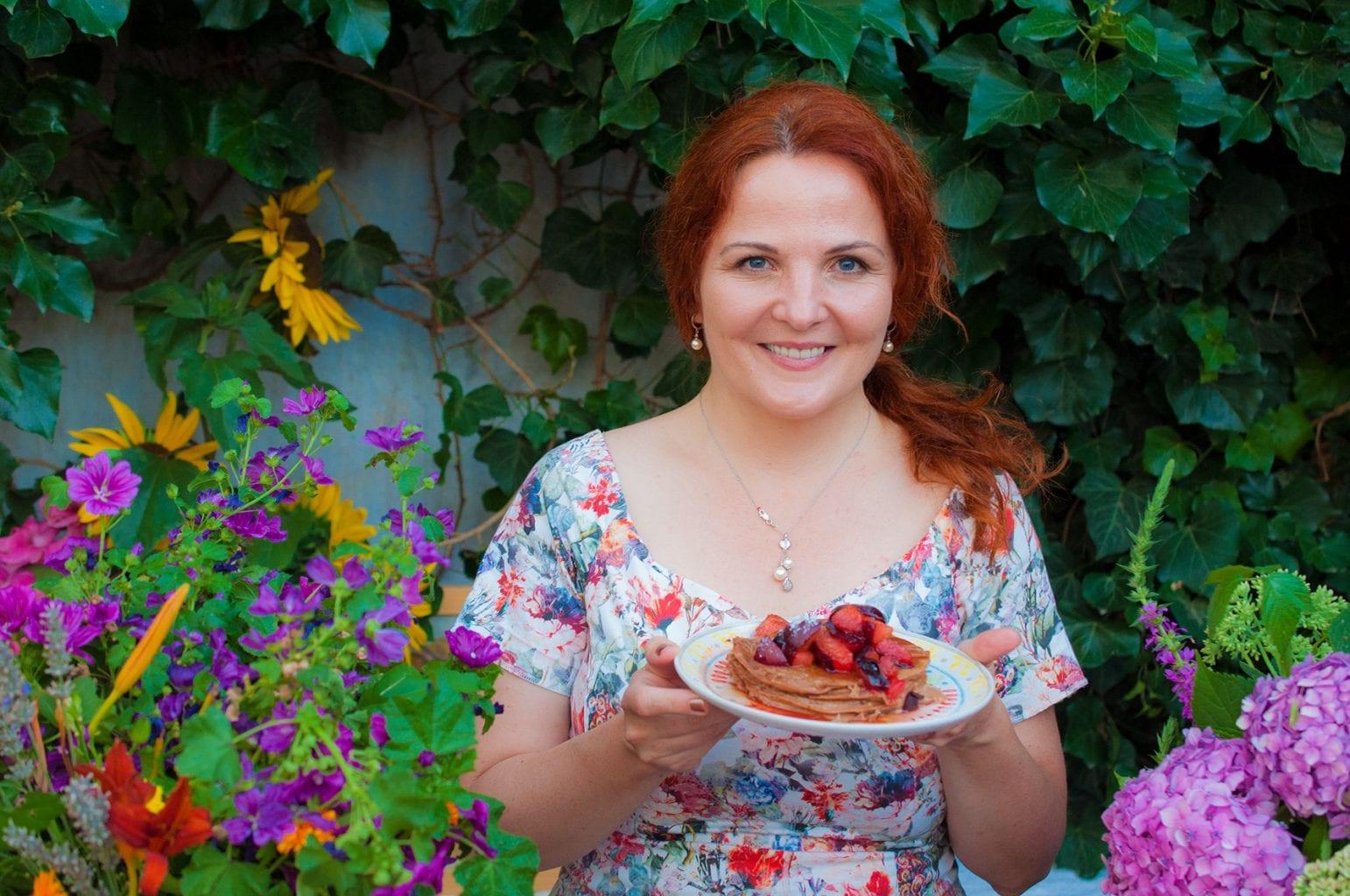Recept na kakaové lievance s kefírom podľa šéfredaktorky Jany Štrbkovej
