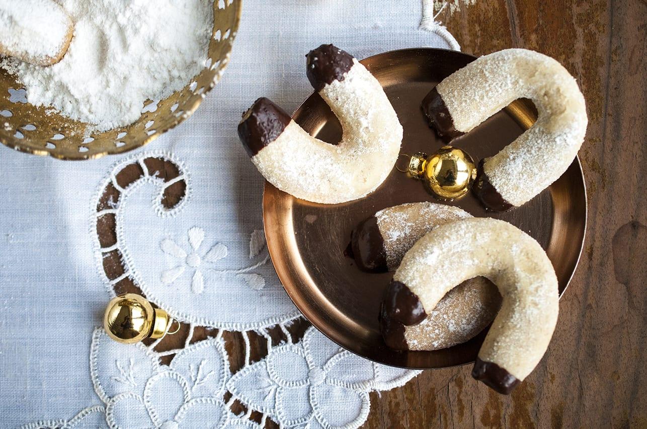 vanilkové rožky od mamičky