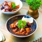 Klasická fazuľová polievka