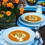 Recept na najlepšiu tekvicovú polievku