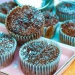 Recept na čokoládové muffiny s tekvicou