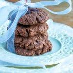 Recept na kakaovo - čokoládové cookies