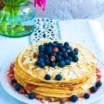 palacinkokvá torta recept