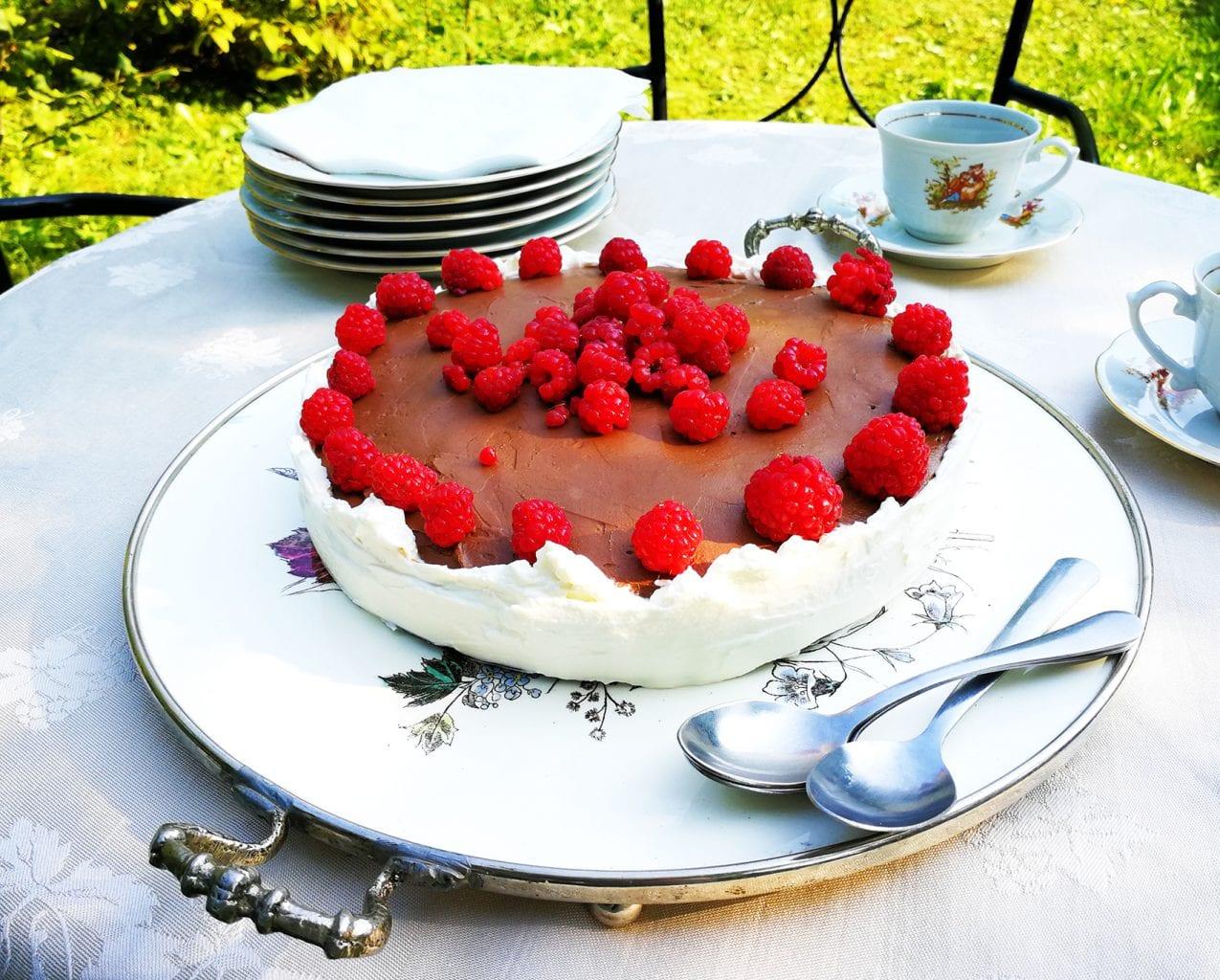 torta v parížskom štýle recept