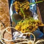 bazové kvety v župane recept