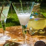 bazový nápoj s proseccom recept
