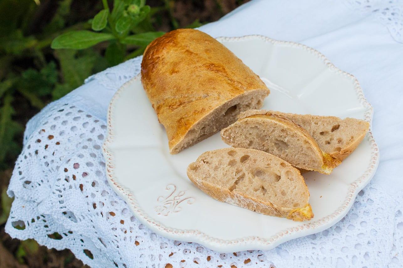 kvásková ciabatta recept