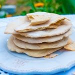 kváskový pita chlieb recept