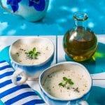 špargľový krém recept