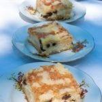 sypaný tvarohový koláč recept