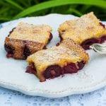 čerešňový koláč recept