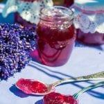 levanduľová marmeláda recept