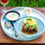 morčacie závitky obaľované v prošute recept