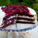 torta black forest recept