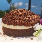 kubánska torta recept