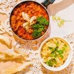 recept na domáci hlivový paprikáš