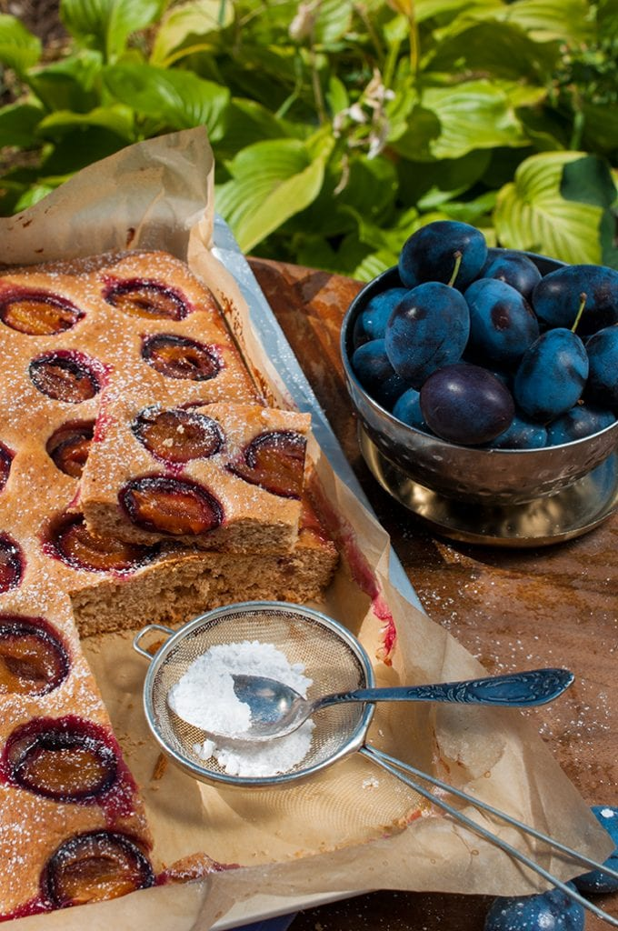 Pozor, tento koláčik sa vždy zje extrémne rýchlo. Foto: Jana Štrbková
