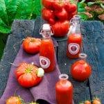 výborný recept na domáci paradajkový kečup
