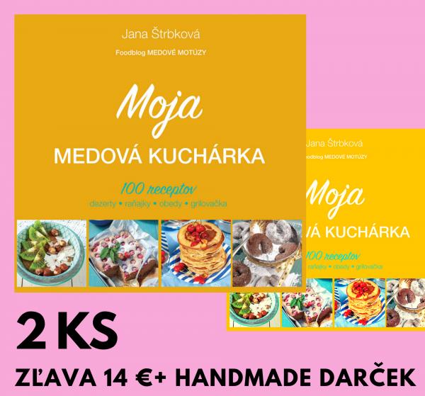 Jana Štrbková: Moja medová kuchárka