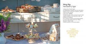 Medovníky, perníky, biskupský chlebík v knihe Moja medová kuchárka