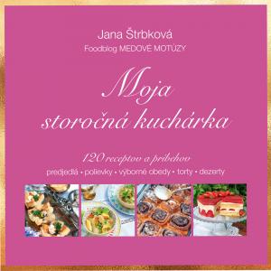Moja storočná kuchárka, Jana Štrbková